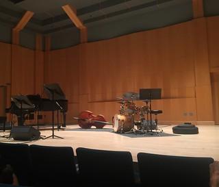 Mt. SAC Music Hall Before Concert - Fall 2015
