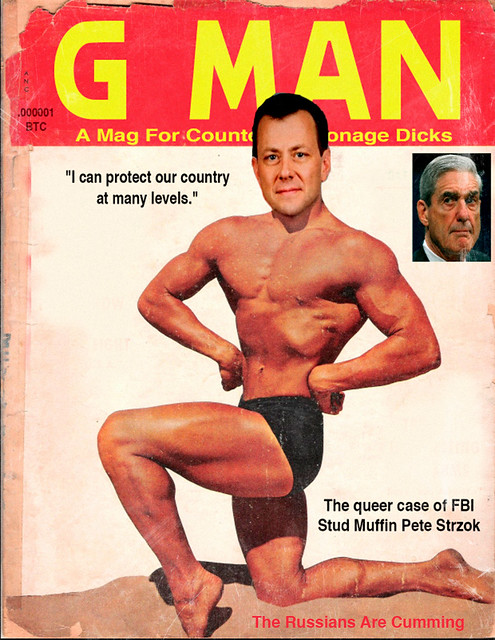 G-MAN MAGAZINE