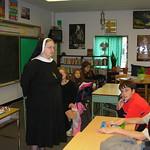 a vocations talk by sr helen hermann ssj principal at seton academy