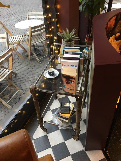 Lewis book cafe