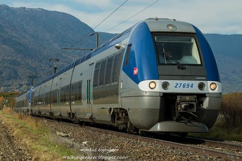 SNCF TER AGC 27694