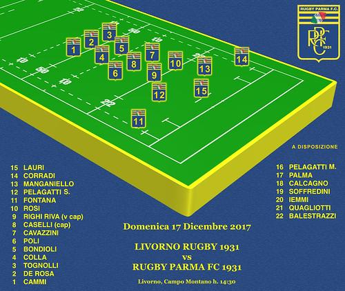 Livorno vs RPFC