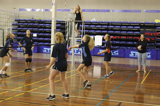 Year 7-8 Volleyball Tournament