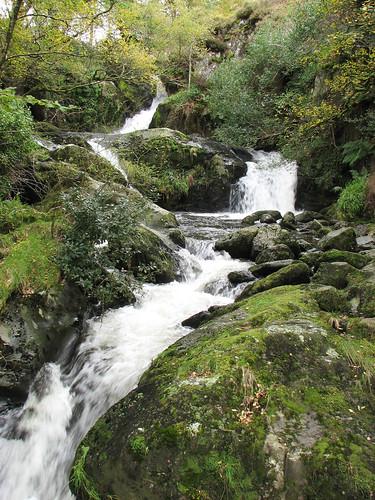 Waterfalls Dolgoch