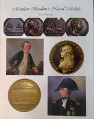 Matthew Boulton's Naval Medals