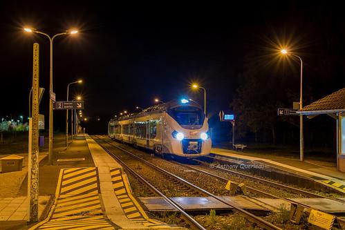 12 novembre 2017 B 84661 Train 864821 La Rochelle -> Bordeaux St André-de-Cubzac (33)