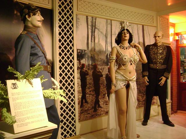 Mata Hari, SEXMUSEUM, Amsterdam, The Netherlands' 11 - www.meEncantaViajar.com- www.meEncantaViajar.com