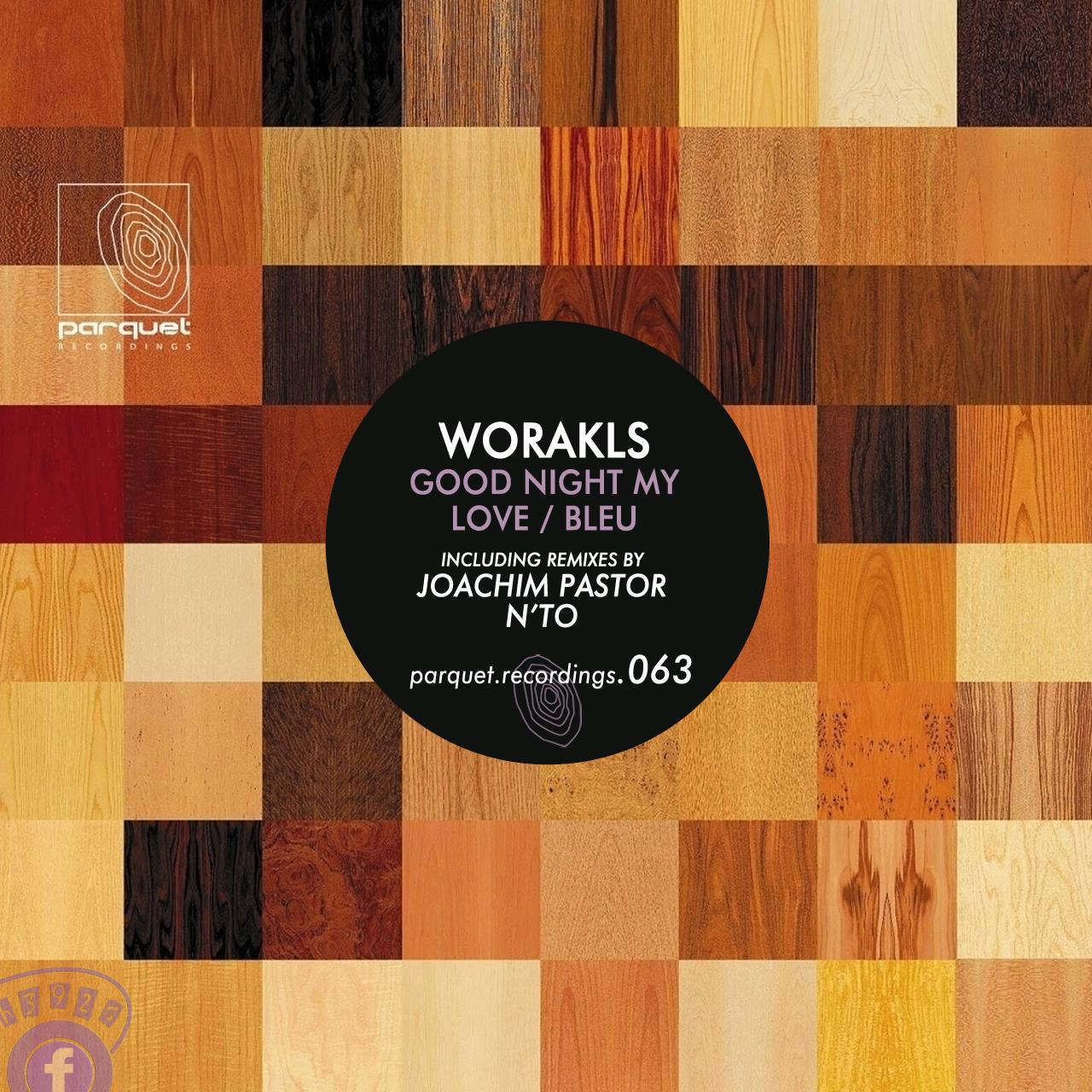 Worakls - Bleu [Melodic House, Progressive]