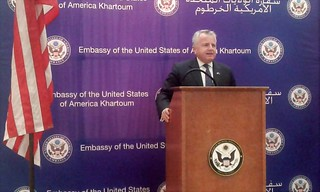 Deputy Secretary Sullivan Meets With Embassy Staff in Khartoum