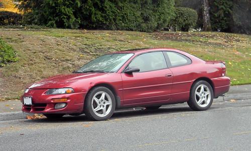 Dodge Avenger Coupe (AJM CCUSA)