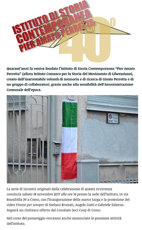 40º Istituto Peretta