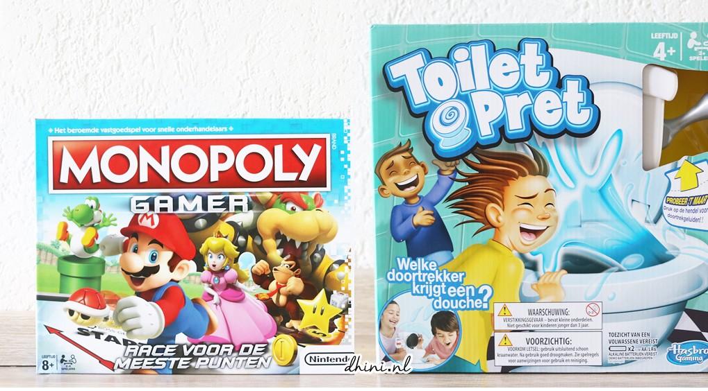 Monopoly Gamer & ToiletPret