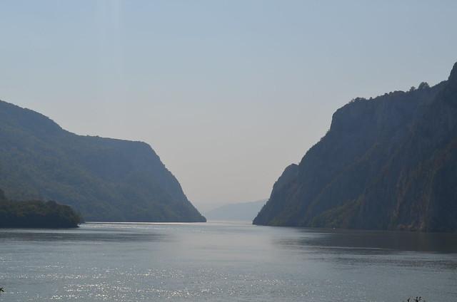Джердап: стокілометровий фіорд на Дунаї
