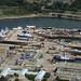 Lowestoft industrial - aerial view