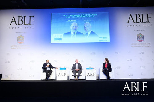 ABLForum 2017 – Session 3: The Economics of Education and Healthcare in Asia