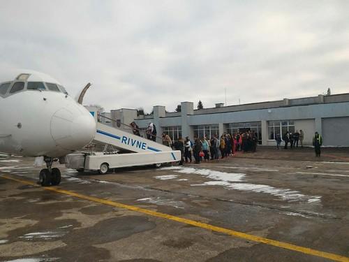 Нельотний. Рівненський аеропорт віддадуть за 1 гривню?