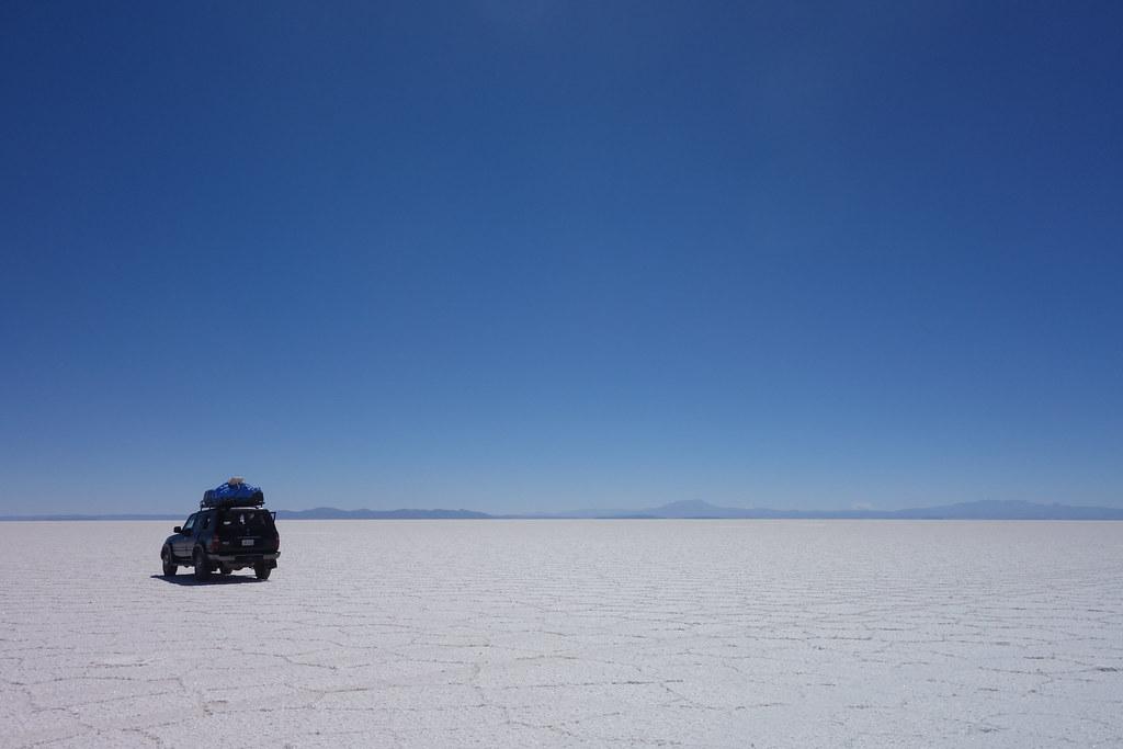 Uyuni - Salar - Car 1