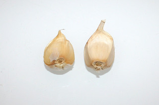 29 - Zutat Knoblauch / Ingredient garlic