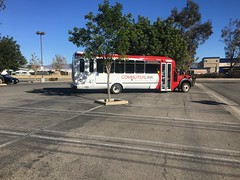 Riverside Transit Agency Bus #21630 Commuter Link Colors