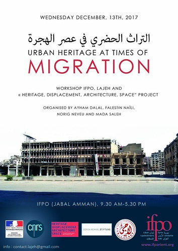 Urban Heritage at Times of Migration