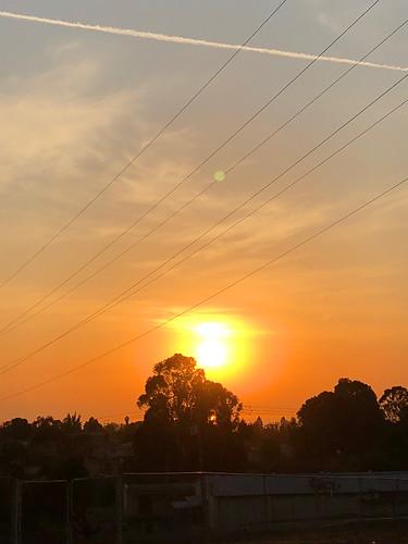 Sunset 20171016