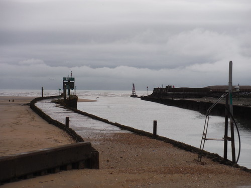 River Rother Mouth on Rye Bay