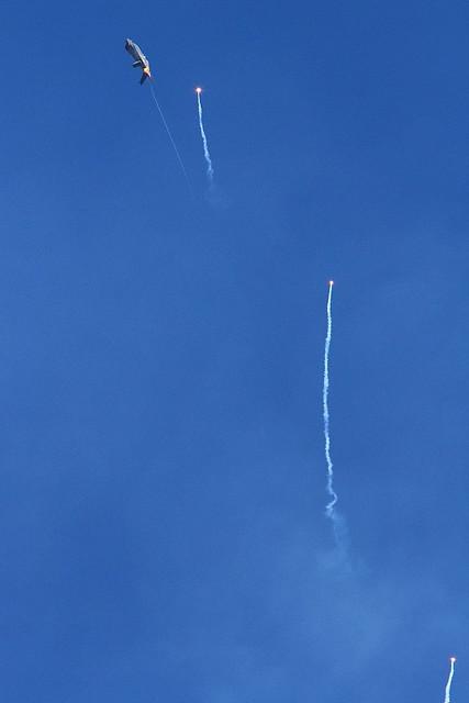 IMG_6214 F-35 Deploying flares