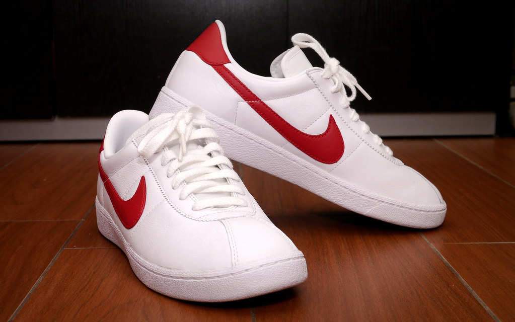 628177874468a4 ... Marty McFly s Nike Bruin Leather