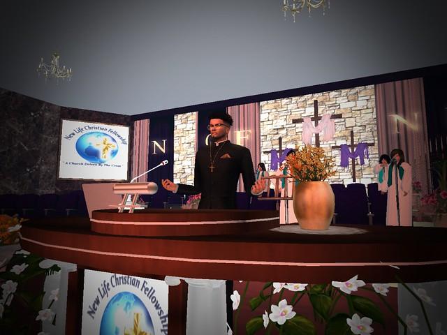 New Life Christian Fellowship - Jay Clarkson Leads Worship