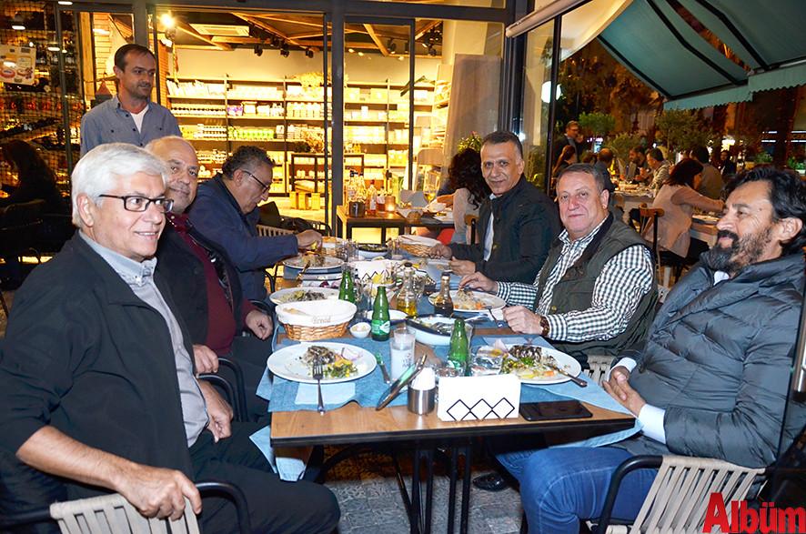 Tanel Kökdemir, Galip Erkorol, Aysan Kuşgöz, Mevlüt Sertakar, Levent Danışman, Hüseyin Okan