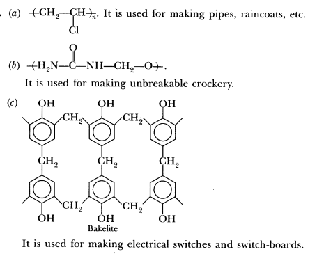 important questions for cbse class 12 chemistry polymers cbse tuts rh cbsetuts com Sapling Learning Organic Chemistry Answers AP Chemistry Exam Questions