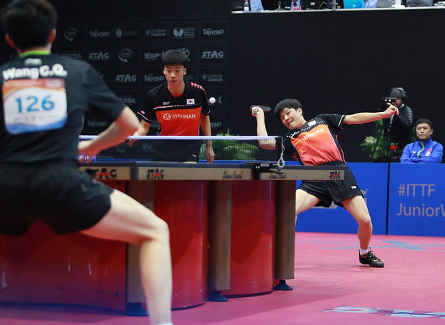 Day 8 - 2017 World Junior Table Tennis Championships