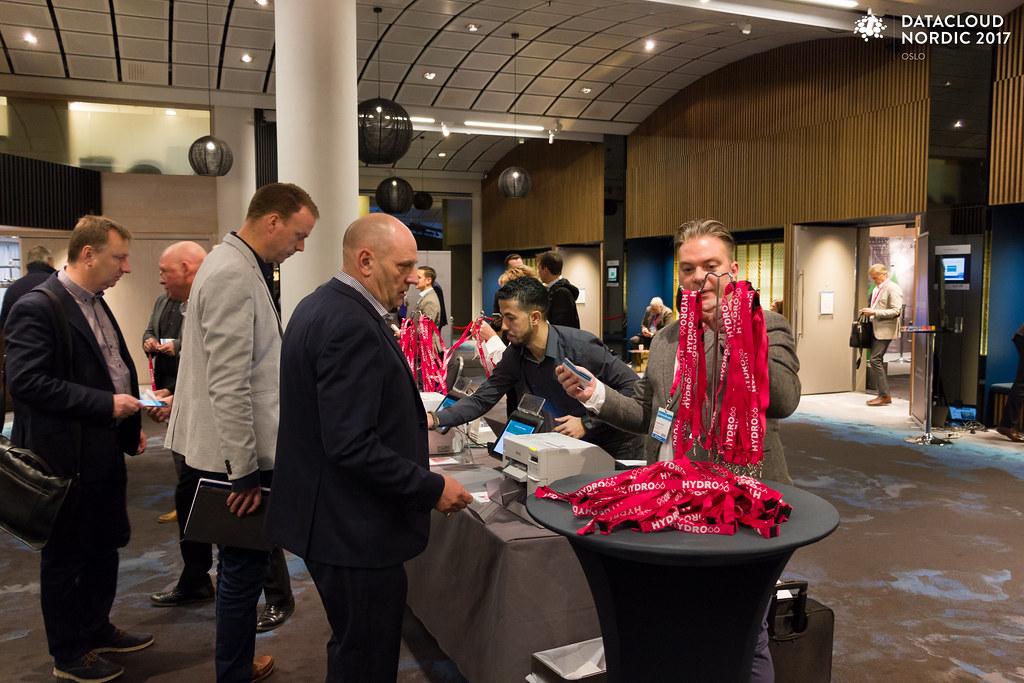 Datacloud Nordic 2017