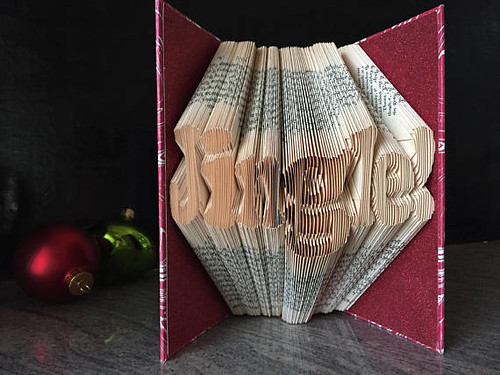 Folded Book Kit - Jingle from Reading with Scissors