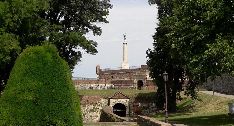 Bezienswaardigheden Belgrado oude stad, de citadel | Mooistestedentrips.nl
