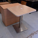 Oak cafe table E80