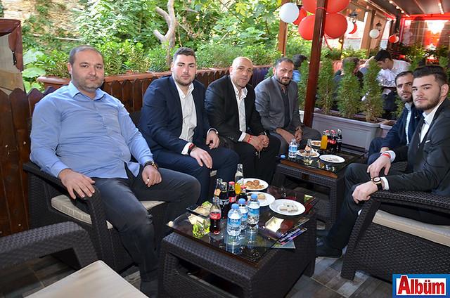 Cafe Turka açılış -5