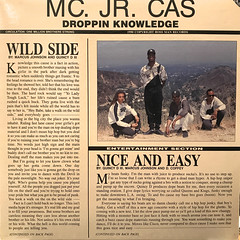MC. JR. CAS:WILD SIDE(JACKET A)