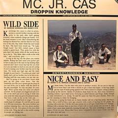 MC. JR. CAS:WILD SIDE(JACKET A)