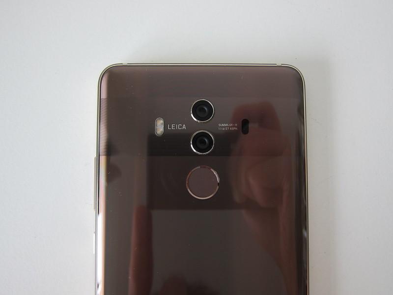 Huawei Mate 10 Pro - Dual Cameras And 3D Fingerprint Sensor