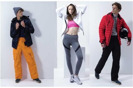 Sportovní oblečení 4F - na trénink, běh, lyžování, ale i do města