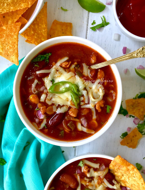 Chicken Chilly Bean Soup 6