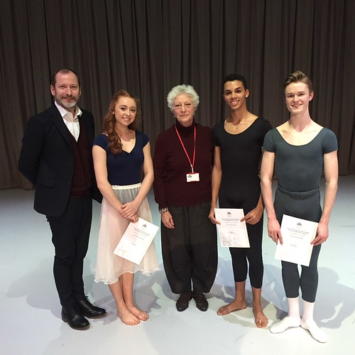 Lynn Seymour Award for Expressive Dance 2017