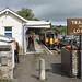'Trains to Looe' - Liskeard