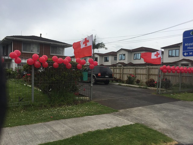 Otahuhu and Mangere, Friday and Saturday before Tonga vs Lebanon