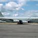 Boeing KC-135A Stratotanker 58-0056 Brize Norton 23-6-84