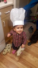 Chef Astrid