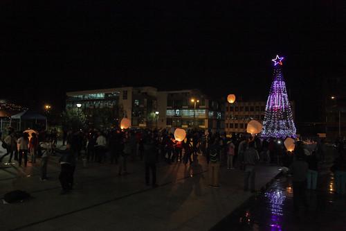 05 de diciembre de 2017 - El árbol de navidad se encendió en la Asamblea Nacional