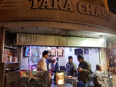 Tara Chand is famous for it's 'paneer burji'
