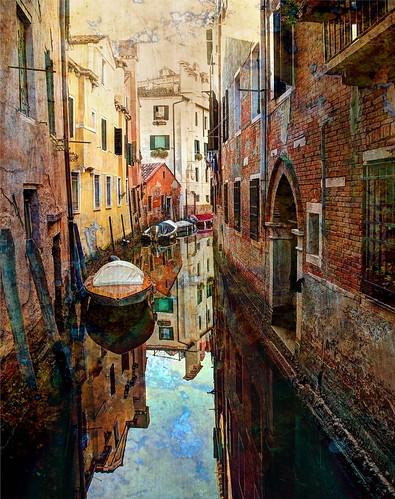 Backcanals of Venice